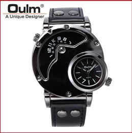 Japan Movement Military Army Wristwatches Luxury Watches Men Multiple Ti...