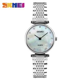 SKMEI Quartz Watch Women Wrist Watches Female Famous Luxury Brand quartz-watch