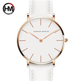 Japan Quartz Simple Women Fashion Watch
