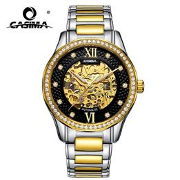CASIMA Automatic Mechanical Watches Men Business Dress Classical Charm Men's Watch Relogio Masculino Waterproof 100m