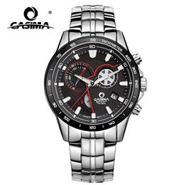 CASIMA Luxury Brand Watches Men 2016 Fashion Trends Multi-Functional Sport Mens Quartz Wrist Watch Waterproof