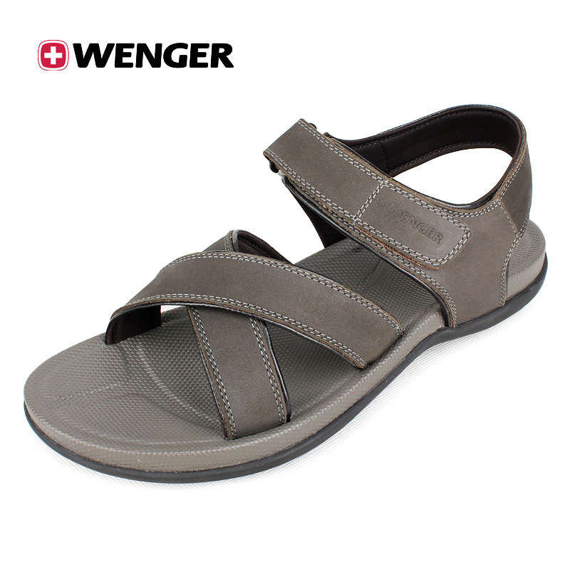 Men's Full Leather Sandals 1132M10801013