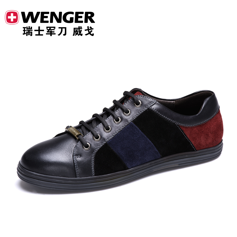 Genuine Leather Lace-ups 1133M10404710