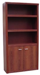 Avalon B--Bookcase with Doors