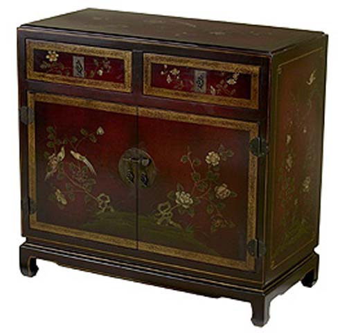 Chinoisserie Chest