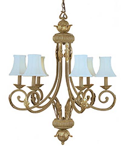 Bordeaux 6 Light Chandelier
