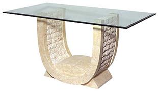 Mactan Stone Kingston Dining Table