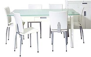 Mirage 7 Piece Dining Suite