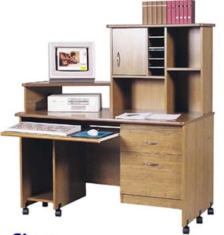 Sierra Desk and Hutch