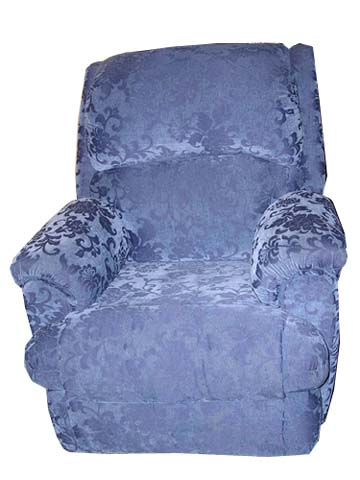 Dalas Recliner Arm Chair with Resilient PU Foam