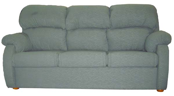 Tony 3 Seater Lounge with Resilient PU Foam