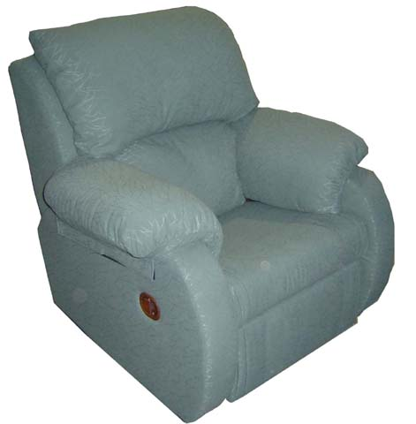 Tony Recliner Arm Chair with Resilient PU Foam